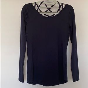 Cato Strappy Stretchy Top XS